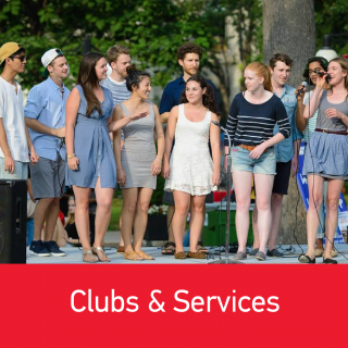 Clubs & Services