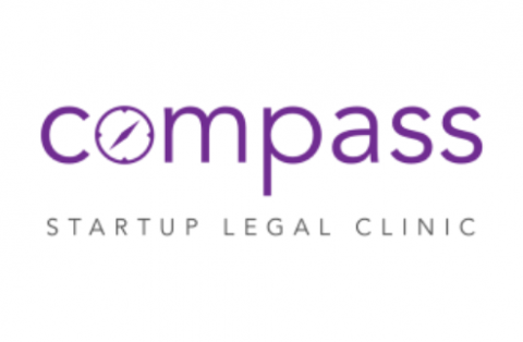 Compass Legal Startup Clinic logo.