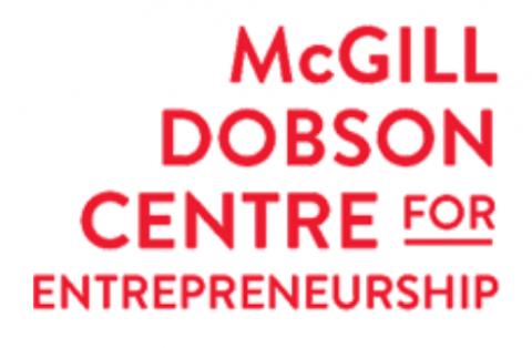 McGill Dobson Centre for Entrepreneurship logo.