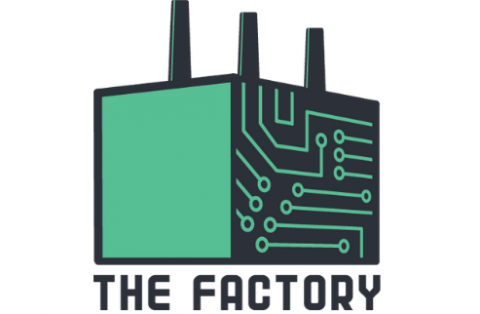 The Factory logo.