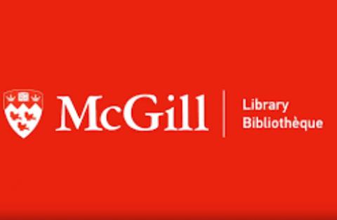 McGill Library logo.