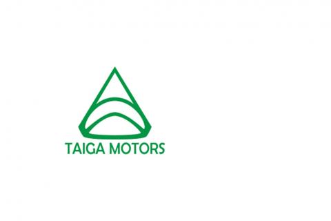 TAIGA MOTORS logo.