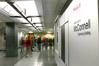 Booking Mcconnell Room