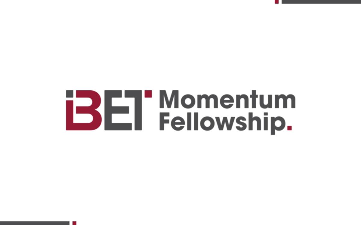 IBET Momentum Fellowship banner
