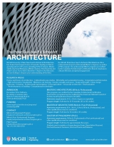 Arch Program Flyer English