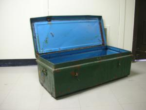 Moyse Hall props - Trunk