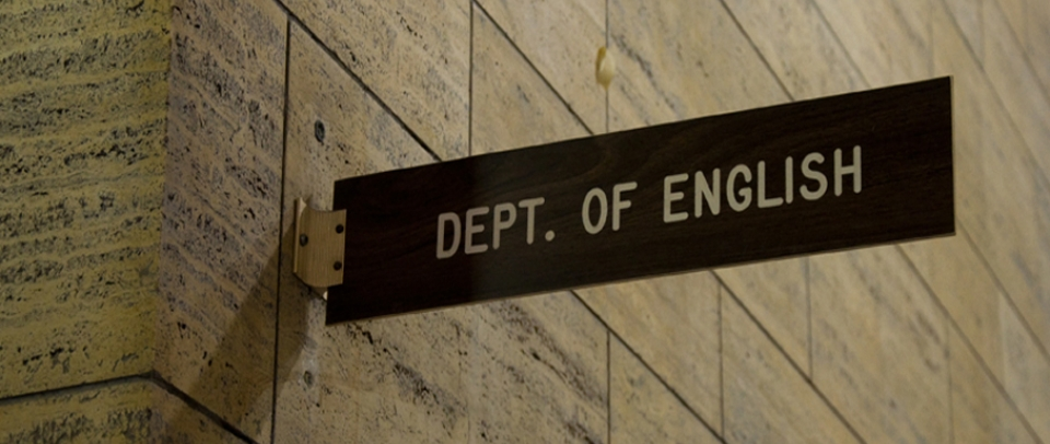 The Department of English