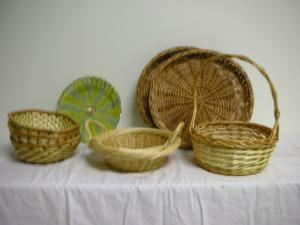 Moyse Hall props - Wicker
