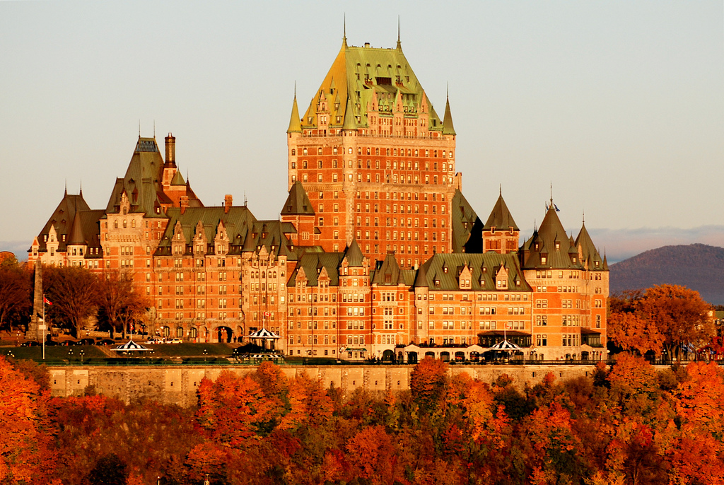 Image result for chateau frontenac