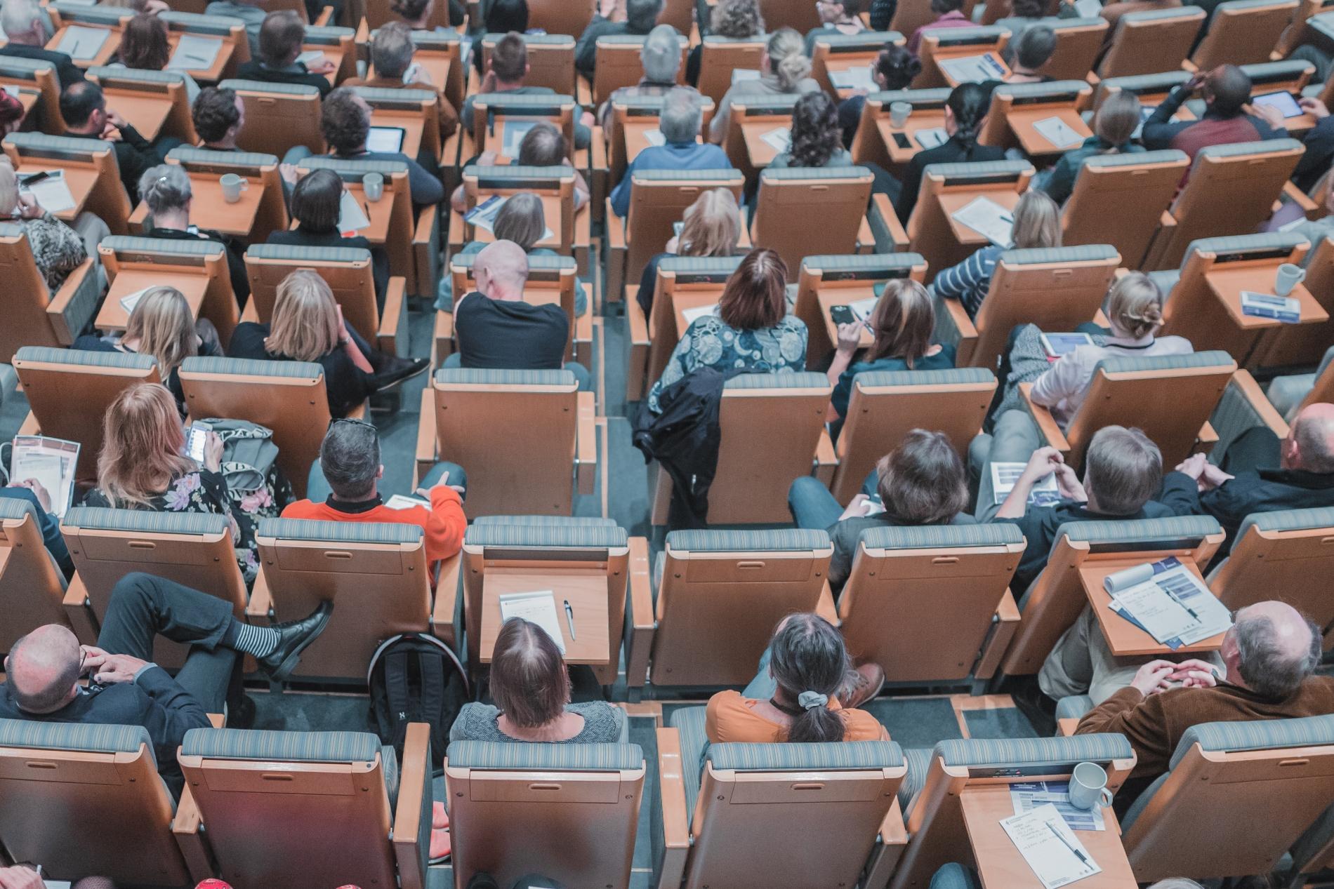 teaching class niversity