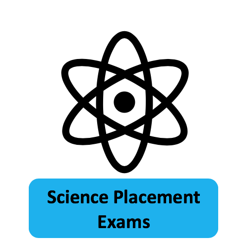 Science Placement Exams