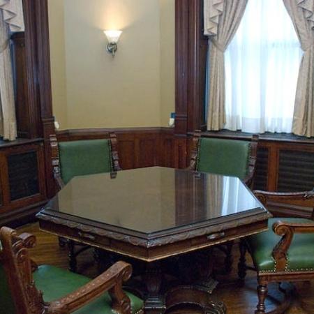 Billiard Room Alcove