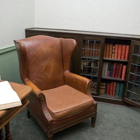 Lismer Room corner