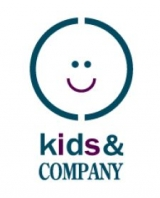Kids and Company Logo, happy face
