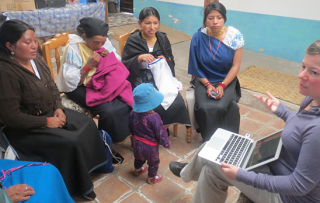 Training and Education for Andean Community Health