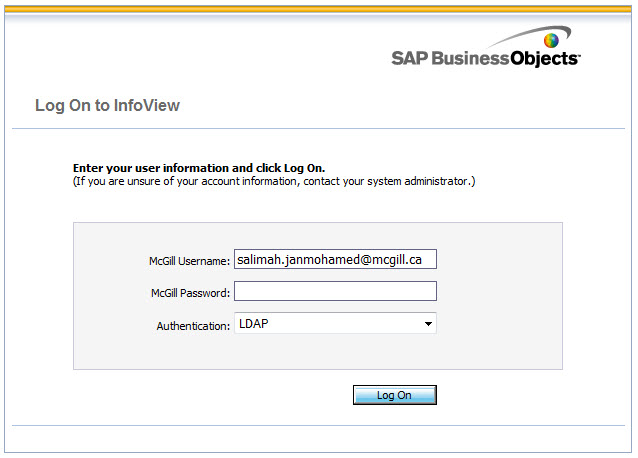 running web crystal reports login instructions and exporting