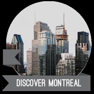 Logo Discover Montreal