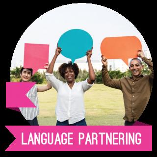 Logo Language Partnering