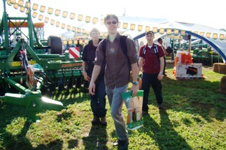 International Plowing Match in Ontario