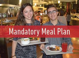 Mandatory meal Plan
