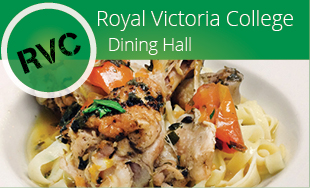 Royal Victoria College Dining Hall