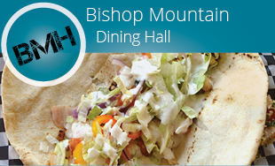 Bishop Mountain Dining Hall