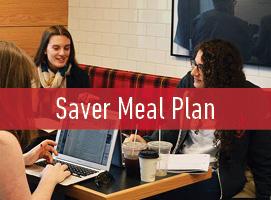 Saver Meal Plan