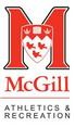 McGill Athletics & Recreation logo