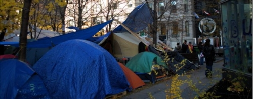 The Occupy Movement and the Top 1% in Canada