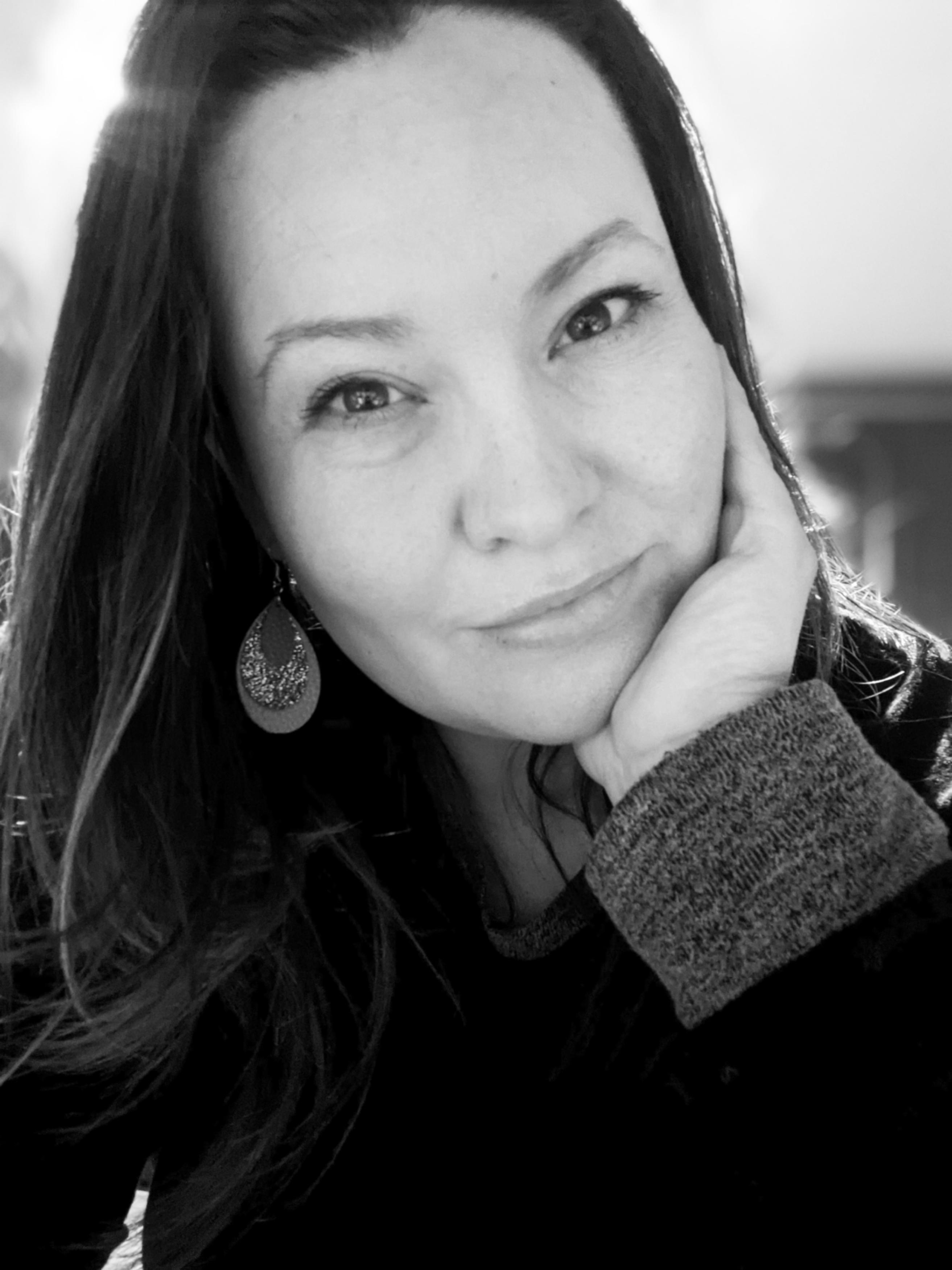 Andrea D'Addario (black and white image)