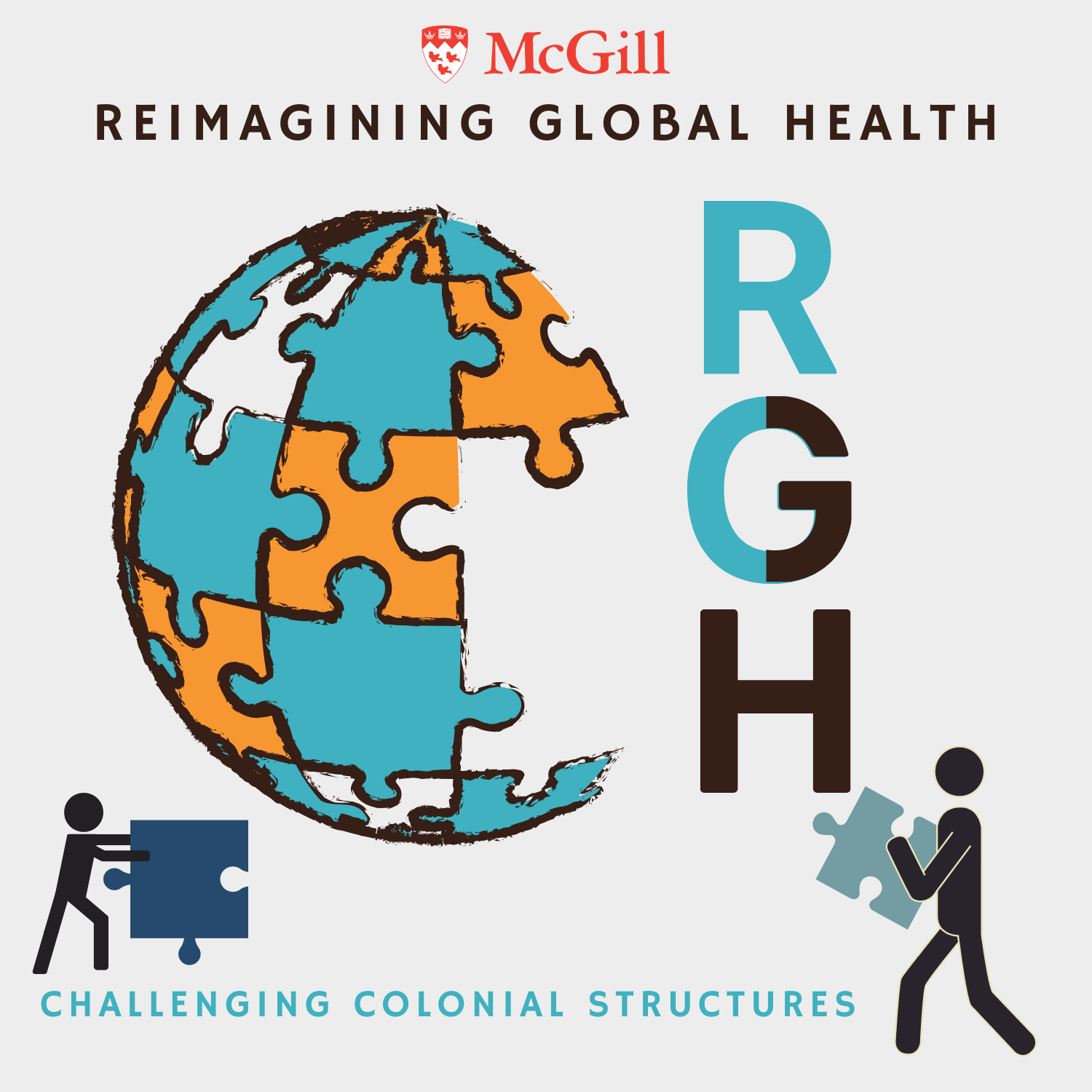 McGill Reimagining Global Health Group Logo