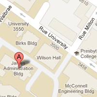 The GPS offices are located in the James Administration Building