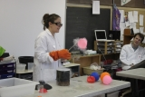 Liquid Nitrogen: ballons