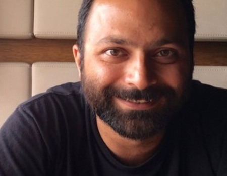 Portrait of Ashkan Behzadi