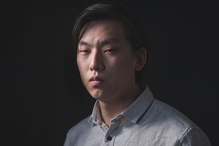 Potrait of Michael Kim-Sheng