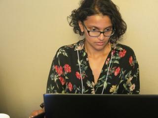 Effie Pereira, HBHL Postdoc in Psychology
