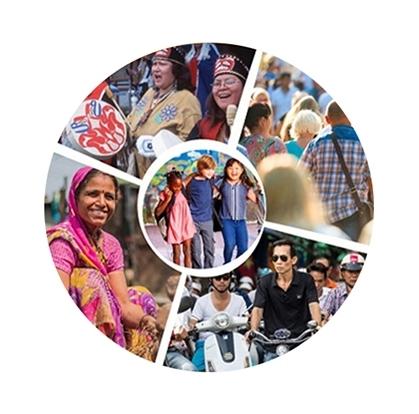 Mosaic of global health