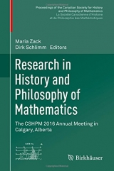History & Philosophy of Mathematics - McGill University