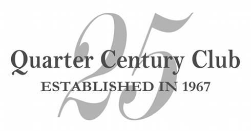 Quarter Club Century logo