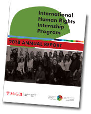 IHRIP Annual report 2018