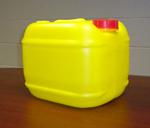 small corrosive container