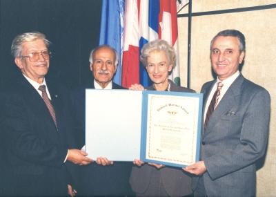 Edward Warner Award