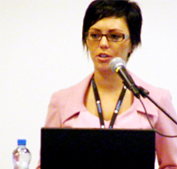 DCL candidate Catherine Doldirina