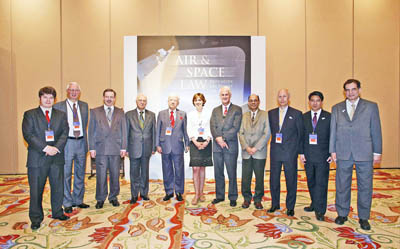 Partipants of the International Conference on Contemporary Issues in Air & Space Law, held in Macau, April 18-21, 2007