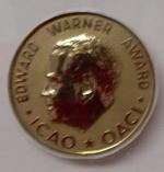 ICAO's edward warner medal