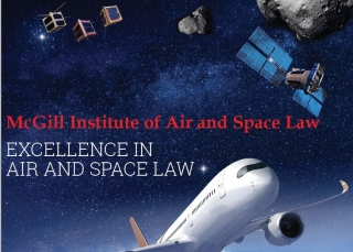 Institute of Air & Space Law - McGill University