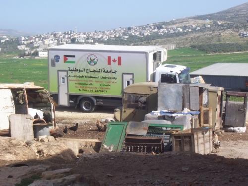 An Najah Mobile Community Service Center (CSC) | International