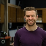 picture of graduate student Brian McPhee