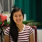 picture of graduate student Kristie Liu