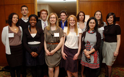 2010 IHSP Fellows